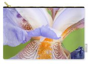 Iris Full Bloom Carry-all Pouch