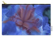 Iris Oil Painting Carry-all Pouch