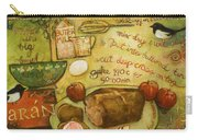 Irish Brown Bread Carry-all Pouch