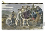 Irish Great Potato Famine Carry-all Pouch