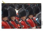Irish Guards March Pass During The Last Carry-all Pouch