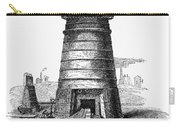 Iron Smelting, C1855 Carry-all Pouch