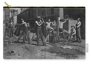 Iron Workers, 1884 Carry-all Pouch