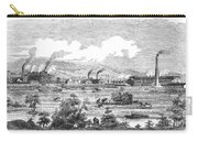 Iron Works, 1855 Carry-all Pouch