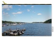 Irondequoit Bay Panorama Carry-all Pouch