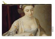 Ironing Carry-all Pouch by Henry Robert Morland