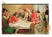 Isabella Carry-all Pouch by Sir John Everett Millais
