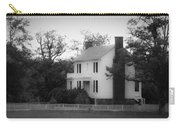 Isbell House Appomattox Virginia Carry-all Pouch by Teresa Mucha