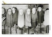 Islamic Mannequins Carry-all Pouch