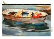 Istrian Fishing Boat Carry-all Pouch