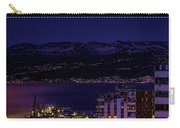 Istrian Riviera At Night Carry-all Pouch