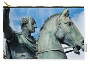 Italian Bronze Carry-all Pouch