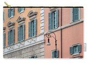Italian Facade Carry-all Pouch