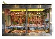 Italian Market Butcher Shop Carry-all Pouch