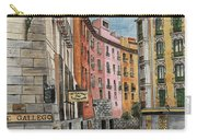 Italian Village 2 Carry-all Pouch