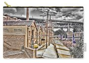 Italian Village-sydney Harbor Bridge Carry-all Pouch