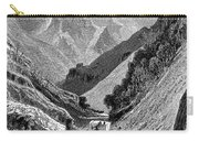 Italy: Carrara Mountains Carry-all Pouch