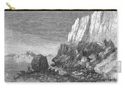 Italy: Earthquake, 1856 Carry-all Pouch
