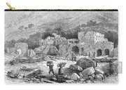 Italy: Earthquake, 1881 Carry-all Pouch