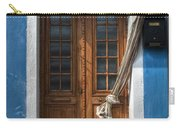 Italy Old Door Carry-all Pouch by Joana Kruse