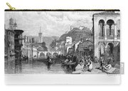 Italy: Verona, 1833 Carry-all Pouch