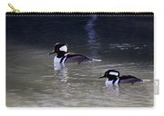 It's A Hooded Merganser Guy Thing Carry-all Pouch