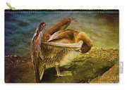 It's Cleaning Day By Pelicans Carry-all Pouch