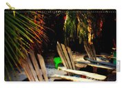 Its Margarita Time In Paradise Carry-all Pouch