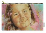 Ivana's Portrait Carry-all Pouch