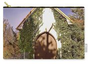 Ivy Church Carry-all Pouch