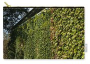 Ivy Covered Chapel Carry-all Pouch