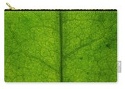 Ivy Leaf Carry-all Pouch