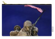 Iwo Jima Memorial Front View Carry-all Pouch