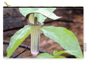 Jack-in-the-pulpit Carry-all Pouch