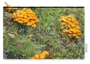 Jack Olantern Mushrooms 15 Carry-all Pouch