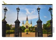 Jackson Square In New Orleans Carry-all Pouch