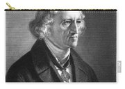 Jacob Grimm (1785-1863) Carry-all Pouch