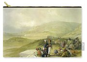 Jacobs Well At Shechem  Carry-all Pouch