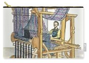 Jacquard Loom Carry-all Pouch
