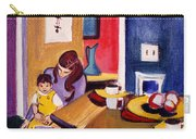 Jacquie And Jon Carry-all Pouch