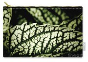 Jagged Leaf Carry-all Pouch