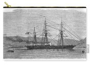 Jamaica: Css Alabama, 1863 Carry-all Pouch