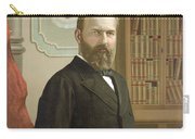 James A. Garfield, 20th American Carry-all Pouch