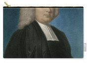 James Bradley, English Astronomer Carry-all Pouch