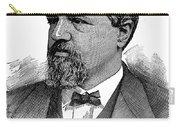 James Clair Flood (1826-1889) Carry-all Pouch