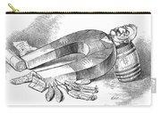 James G. Blaine Cartoon Carry-all Pouch