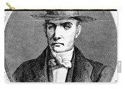 James Mott (1788-1868) Carry-all Pouch