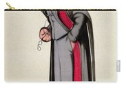 James Paget, English Surgeon Carry-all Pouch