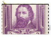 James Russell Lowell Carry-all Pouch
