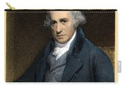 James Watt, Scottish Inventor Carry-all Pouch